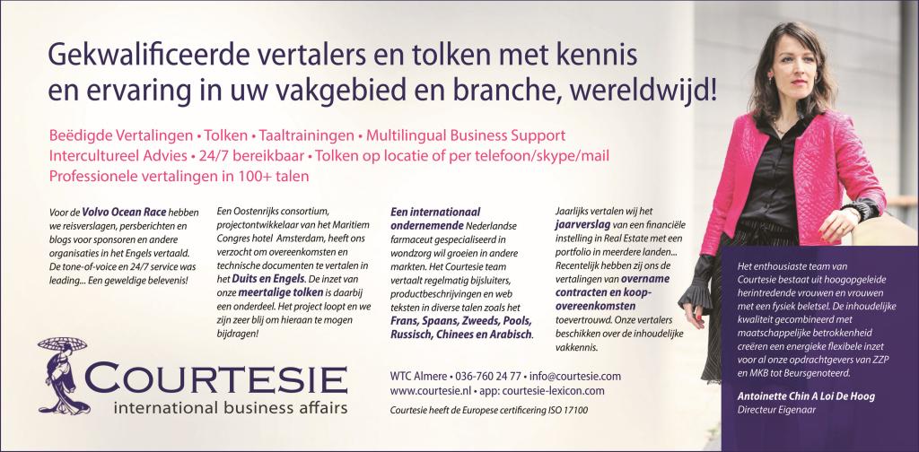 Bijlage van het Financieele Dagblad op Prinsjesdag 2016