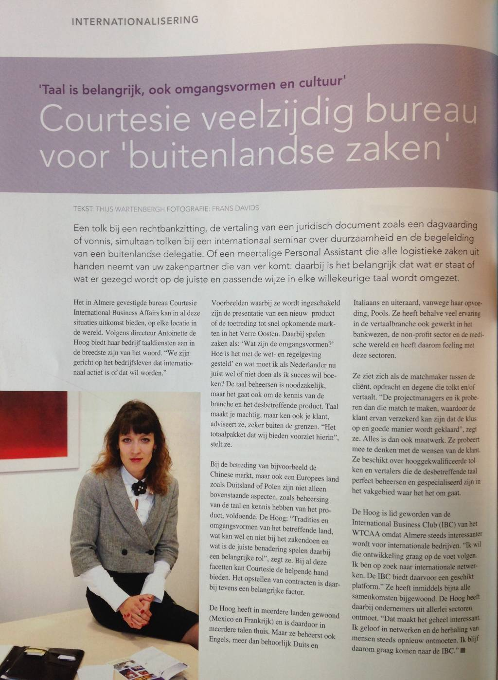 Flevoland Business 2011