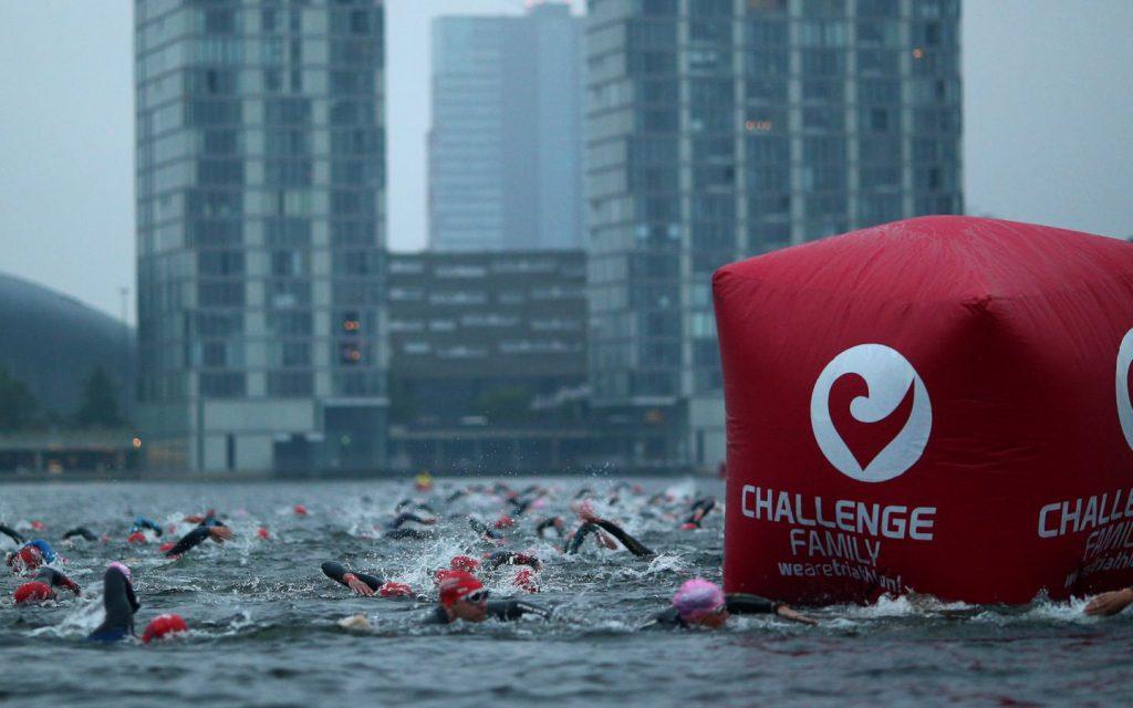 Triathlon Almere-Amsterdam 2016